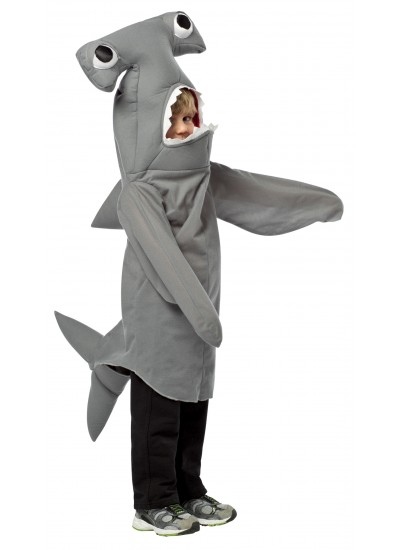 Hammerhead Shark Toddler Costume at Cosplay Costume Closet Halloween Costume Shop, Halloween Cosplay Costumes | Kids, Adult & Plus Size Halloween Costumes