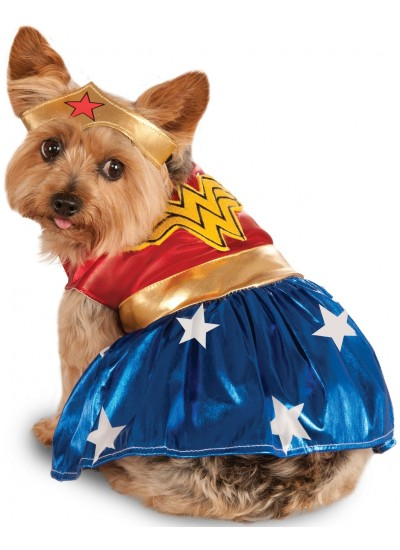 Wonder Woman Dog Costume at Cosplay Costume Closet Halloween Costume Shop, Halloween Cosplay Costumes | Kids, Adult & Plus Size Halloween Costumes