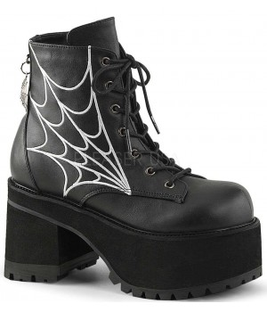 Webbed Ranger Womens Gothic Platform Boot Cosplay Costume Closet Halloween Shop Halloween Cosplay Costumes | Kids, Adult & Plus Size Halloween Costumes