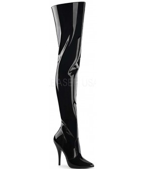 Pretty Woman Seduce Black Thigh High Boots Cosplay Costume Closet Halloween Costume Shop Halloween Cosplay Costumes | Kids, Adult & Plus Size Halloween Costumes