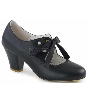 f1a3fdf3668 Wiggle Vintage Style Mary Jane Shoe in Black. Our Price  57.95. Wiggle  Vintage Style Mary Jane Shoe in Burgundy Cosplay Costume Closet Halloween  ...