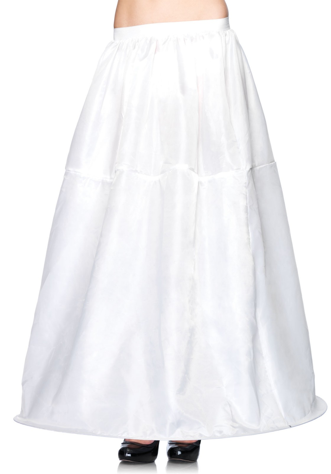 Long Hoop Skirt