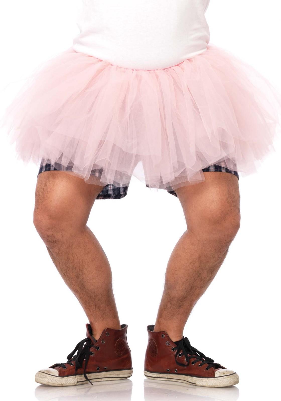 Mens Size Pink Tutu