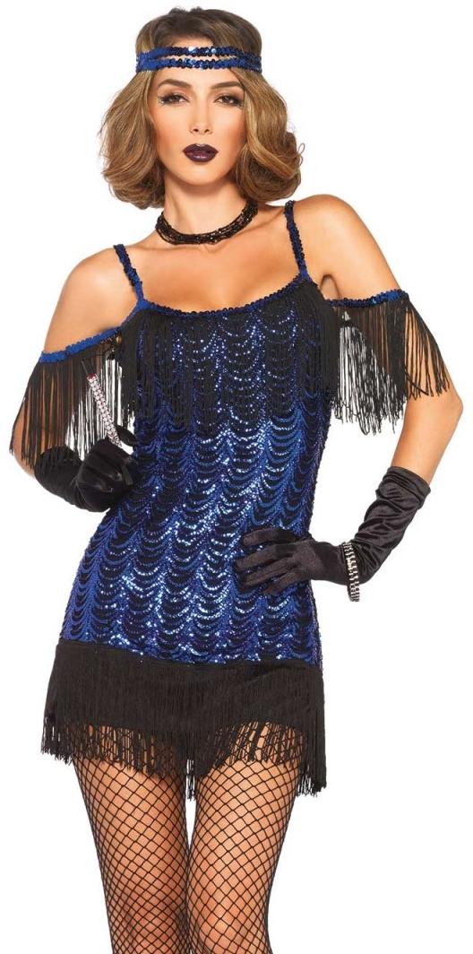 Gatsby Flapper Roaring 20s Costume Dress